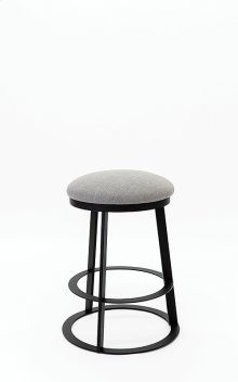 Clay Backless Bar Stool