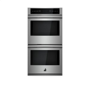 "Jenn-AirRISE 27"" Double Wall Oven with MultiMode® Convection System"