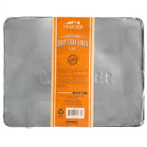 Traeger GrillsDrip Tray Liner - 5 Pack - Scout & Ranger