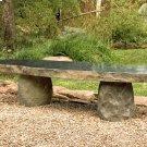 Boulder Slab Bench Product Image