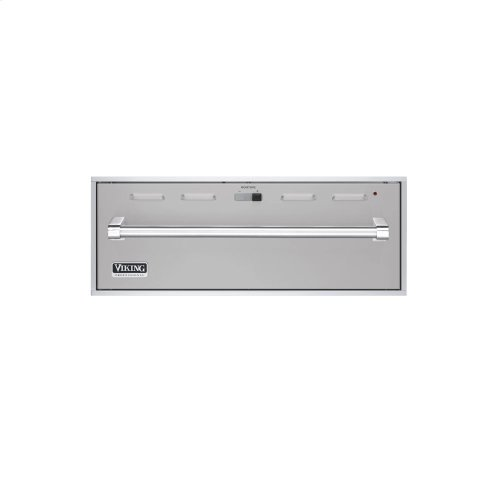 "Metallic Silver 27"" Professional Warming Drawer - VEWD (27"" wide)"