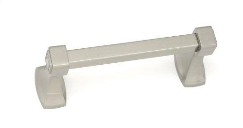 Cube Swing Tissue Holder A6562 - Satin Nickel