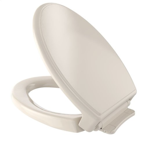 Traditional SoftClose® Toilet Seat - Elongated - Bone