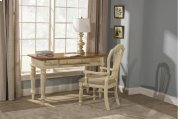 Wilshire Desk Antique White Product Image
