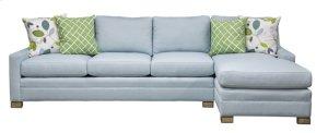 Fairgrove Left Arm Sofa 652-LAS