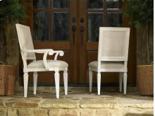 Woven Accent Arm Chair