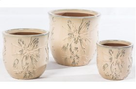 Splash Planter - Set of 3