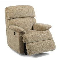 Chicago Fabric Power Recliner
