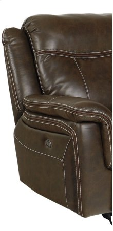 Manual Whiskey Glider Recliner
