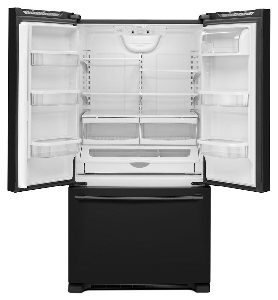 Maytag Maytag(r) 36 Inch Wide French Door Refrigerator   25 Cu.