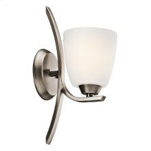 Granby Collection Granby 1 Light Wall Sconce BPT