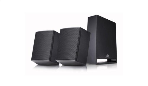 4.1 ch Sound Bar Surround System with Wireless Subwoofer