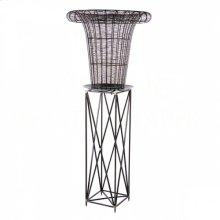 Grand Floral Display Basket