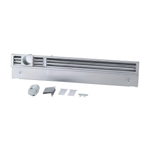 MieleKG1140SS Lower plinth vent grill for high-end panelling of MasterCool plinths.