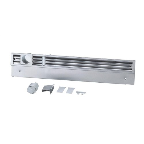 KG1190SS Lower plinth vent grill for high-quality plinth panelling of your MasterCool freezer.