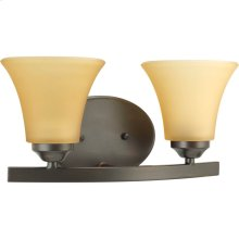 Adorn Collection Two-Light Bath & Vanity