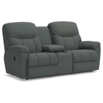 Morrison Reclining Loveseat w/ Console Product Image