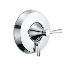 Nexus® Pressure Balance Valve Trim with Diverter - Brushed Nickel