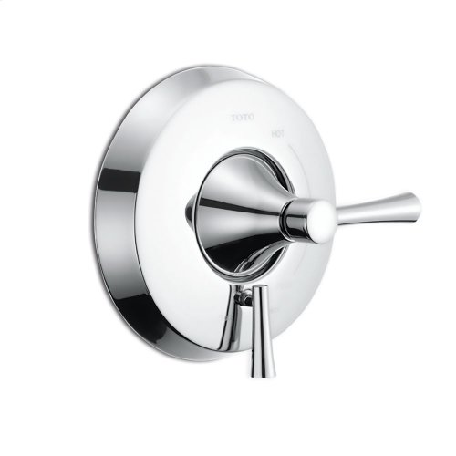 Nexus® Pressure Balance Valve Trim with Diverter - Polished Chrome Finish