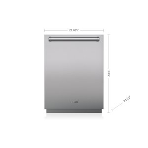 """Cove24"""" Dishwasher with Water Softener - Panel Ready"""