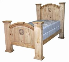 Twin Masion Bed W/star