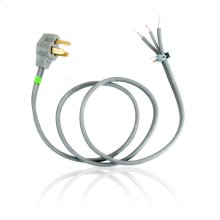 6' 3-Wire 30 amp Dryer Power Cord