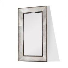 Irina Floor Mirror - Grey