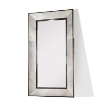 Irina Floor Mirror - Grey