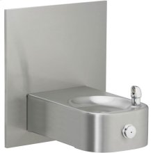 Elkay Soft Sides Heavy Duty Single Fountain Non-Filtered, Non-Refrigerated Stainless