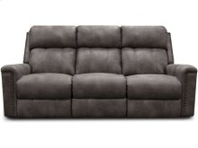 EZ Motion Reclining Sofa with Nails E1C01HN