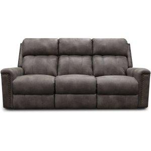 England Furniture Ez Motion Ez1c00h Double Reclining Sofa With Nails E1c01hn