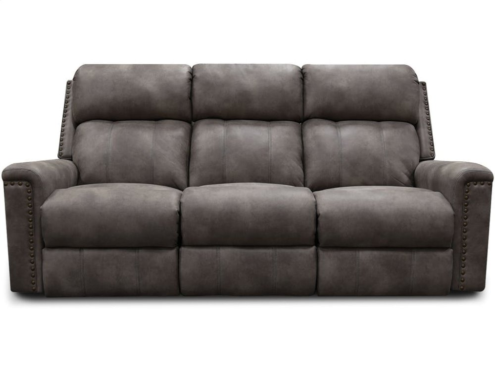 Charmant EZ Motion Reclining Sofa With Nails E1C01HN
