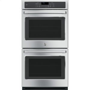 "GE Cafe27"" Built-in Double Wall Oven with Convection"