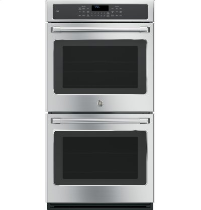 "GE Cafe™ Series 27"" Built-in Double Wall Oven with Convection Product Image"