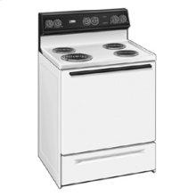 Estate® 30 in. Standard Clean Freestanding Electric Range