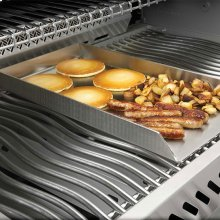 PRO Stainless Steel Griddle 450 / 600 / 500 / 750