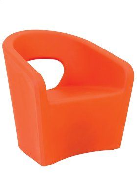 Radius Lounge Chair with Weight