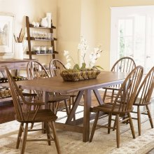 Trestle Table