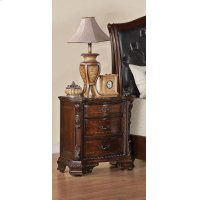 Maddison Traditional Two-drawer Nightstand Product Image