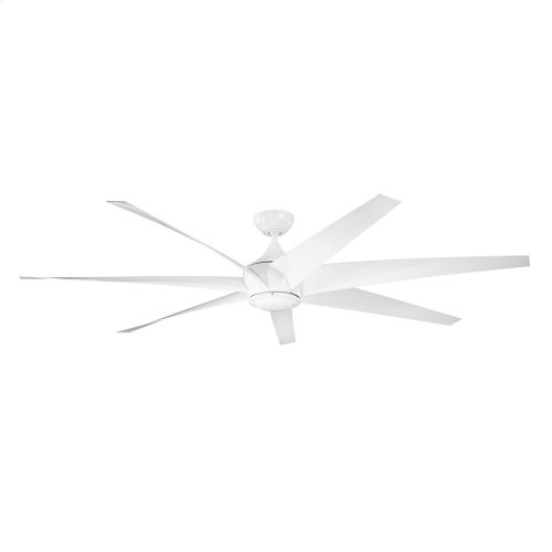 """Lehr Climates 80"""" Collection 80 Inch Lehr Fan WH"""