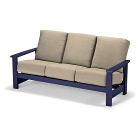 Leeward MGP Cushion 3-Seat Sofa
