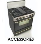 "Cooktop Rear Trim Kit Cooktop Rear Island Trim Kit for 36"" Cooktop Product Image"