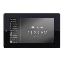 """4"""" Touch Panel - Black"""