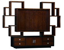 Malibu Entertainment Wall Unit