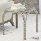 Forged Pearl Side Table Product Image