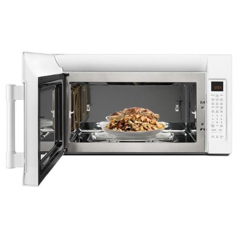 Hidden Additional Maytag Over The Range Microwave With Convection Mode 1 9 Cu