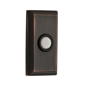 Venetian Bronze BR7015 Rectangular Bell Button