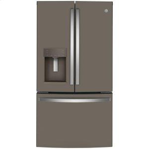 GEGE® ENERGY STAR® 22.1 Cu. Ft. Counter-Depth French-Door Refrigerator