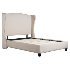 Enlightenment Queen Bed Beige Product Image