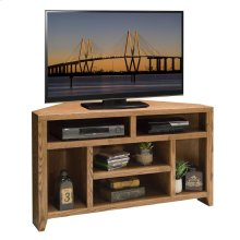 "City Loft 52"" Corner TV Cart"